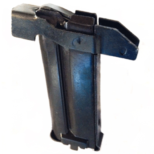 The M-261 Magazine inserts into your standard .223 mags. They can be removed at anytime with no damage to your .223 mags. They hold 10 rounds each. It is most common to use a 20 round .223 mag with these inserts.
