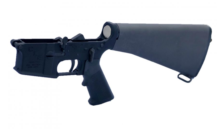CLE lower with a2 buttstock