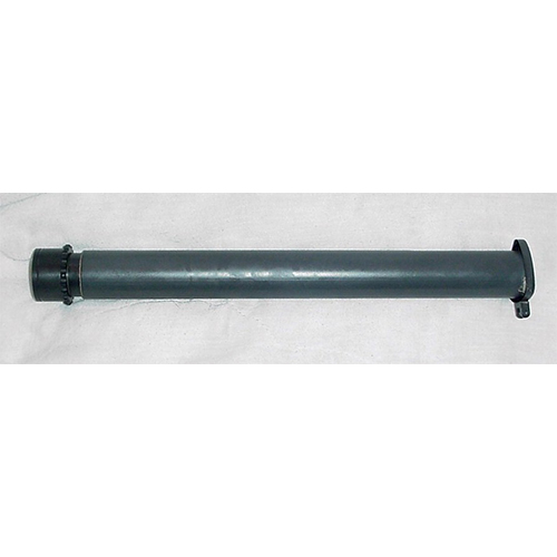 Purpose of the float tube is to isolate sling tension from the barrel