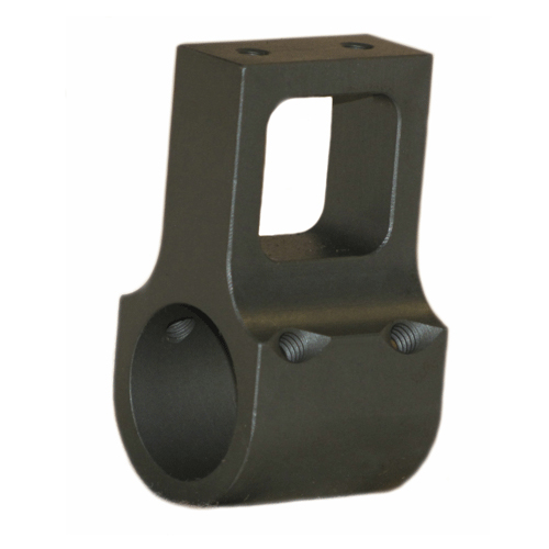 """Front Sight Base for Match Rifle type front sight mounting. Can be modified to .812"""" ID on request."""