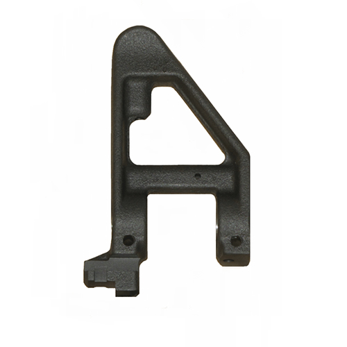 """Windage Adjustable front sight base, Pre-ban configuration. This sight base is complete with spring, detents, and four set screws for setting up the base. The base comes equipped with one sight post of your choice, .052"""", .062"""", or .072""""."""