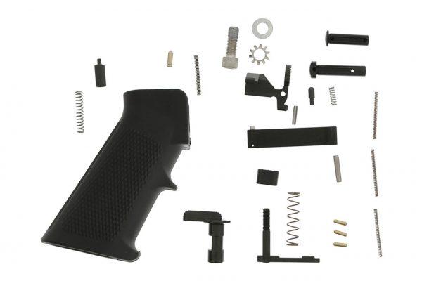 Mil Spec lower parts kit no fire control