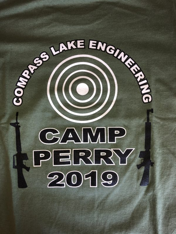 CLE Camp Perry 2019, Army Green
