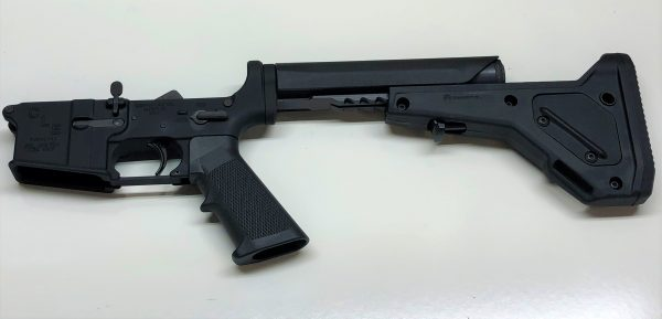 CLE Lower with UBR GEN2 Buttstock
