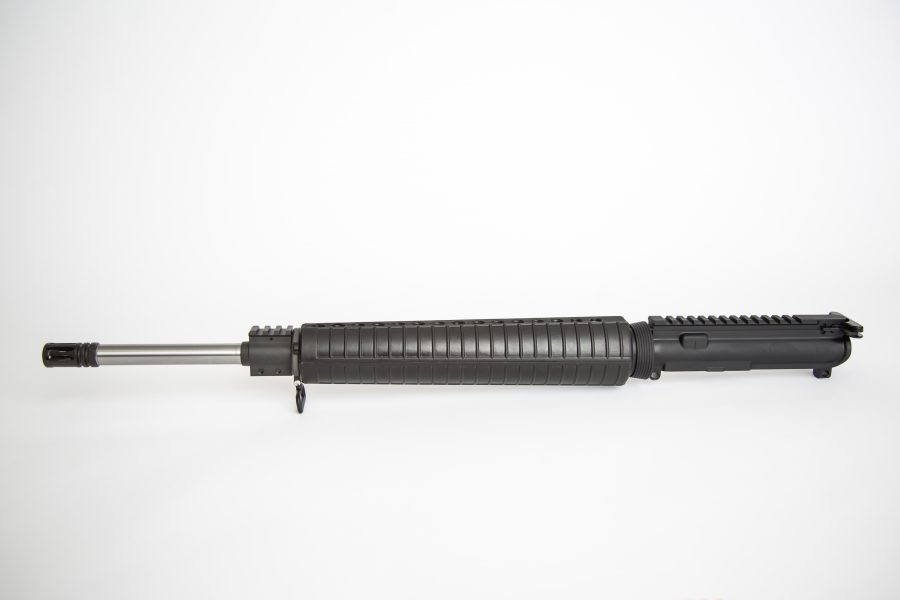 Service Rifle Upper, Optics Ready